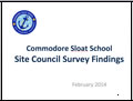 View findings from 2013-14 SSC Survey