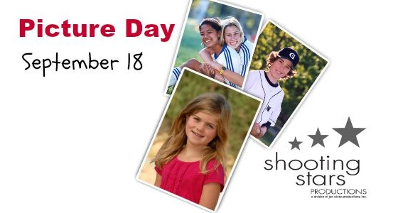 Picture Day – September 18,  2015