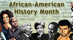 African American History Assembly – Wednesday 2/22