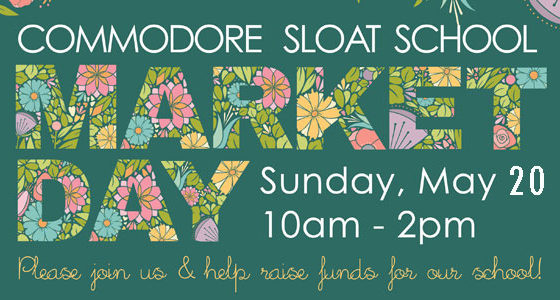 Sloat Market Day – May 20