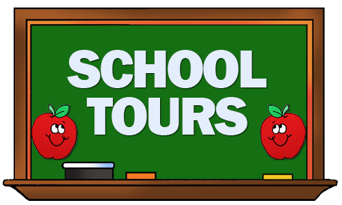 School Tours for the 2019-2020 year