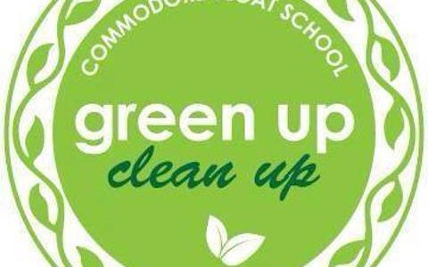 GREEN UP CLEAN UP – SAVE THE DATE: SAT. JUNE 2ND, 10AM – 2PM