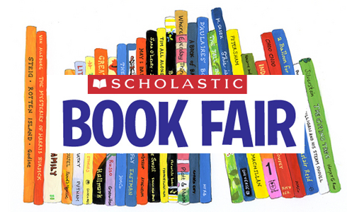 Spring Scholastic Book Fair Coming!