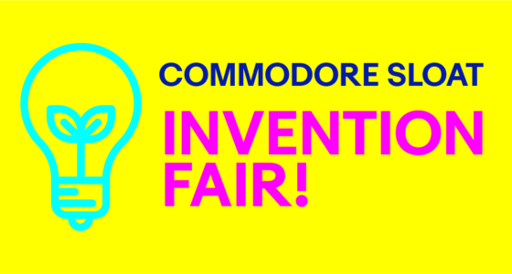 2nd Annual Sloat Invention Fair! April 6th